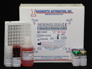 what is a crp elisa test?